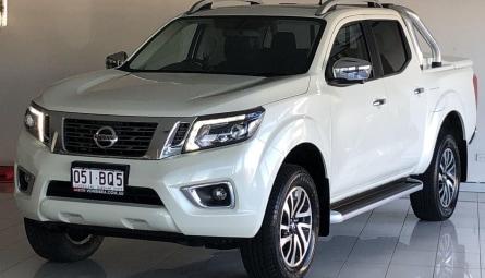 2019  Nissan Navara St-x Utility Dual Cab