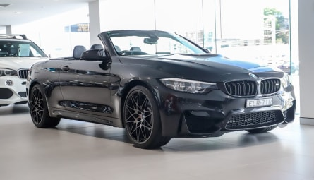 2019  BMW M4 Competition Convertible