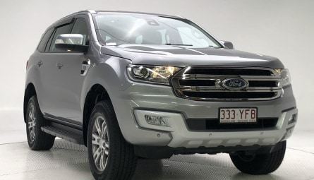 2018 Ford Everest Trend Wagon