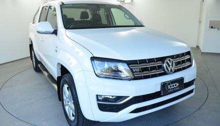 2018 Volkswagen Amarok TDI550 Highline Utility Dual Cab