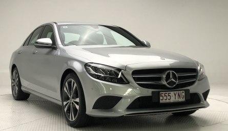 2018  Mercedes-Benz C-Class C200 Sedan