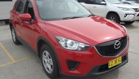 2012 Mazda CX-5 Maxx Wagon