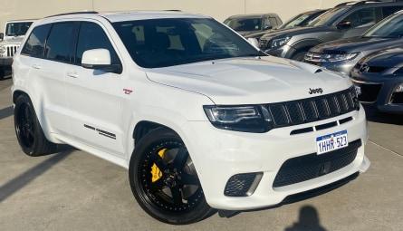 2018 Jeep Grand Cherokee Trackhawk Wagon