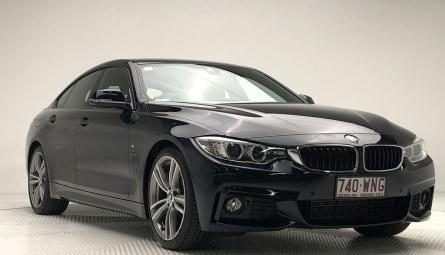 2015  BMW 4 Series 420i Luxury Line Gran Coupe