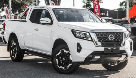 2021  Nissan Navara St-x Utility King Cab