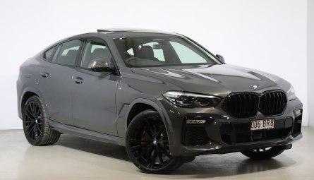 2021  BMW X6 Xdrive30d M Sport Coupe