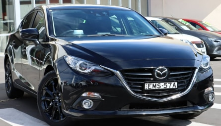 2016 Mazda 3 SP25 Astina Hatchback