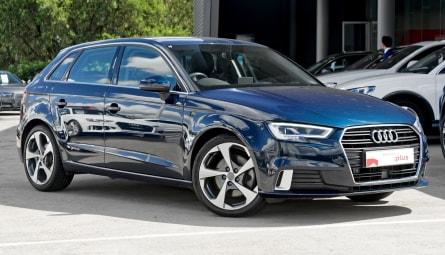 2017 Audi A3 Sport Sportback