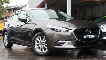 2018  Mazda 3 Maxx Sport Hatchback