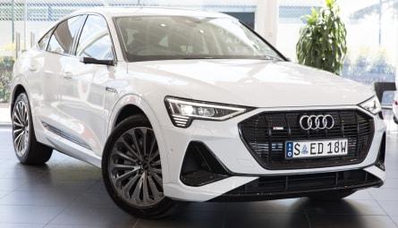 2020  Audi e-tron 50 Sportback