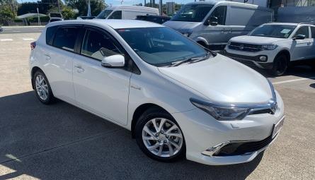 2017  Toyota Corolla Hybrid Hatchback