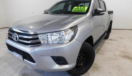 2016 Toyota Hilux SR Utility Double Cab