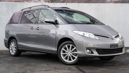 2017  Toyota Tarago Glx Wagon