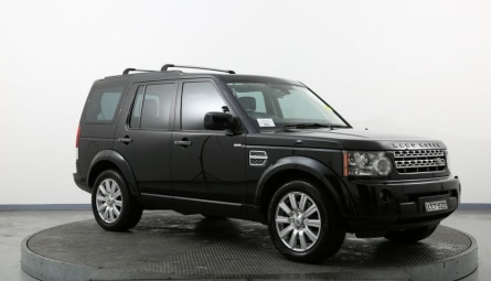 2012 Land Rover Discovery 4 SDV6 HSE Wagon