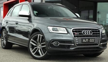 2016  Audi SQ5 Tdi Wagon