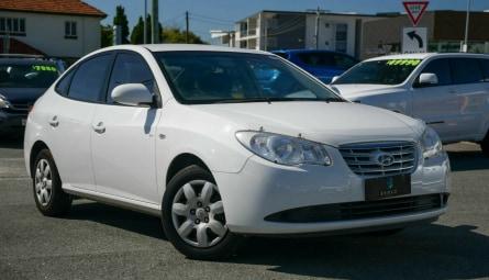 2009 Hyundai Elantra SX Sedan