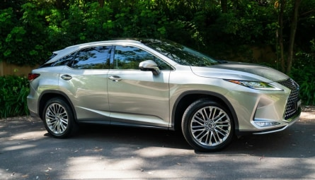2019 Lexus RX RX350 Sports Luxury Wagon
