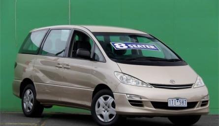 2004  Toyota Tarago Gli Wagon