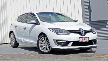 2015 Renault Megane GT-Line Premium Hatchback