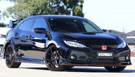 2017 Honda Civic Type R Hatchback
