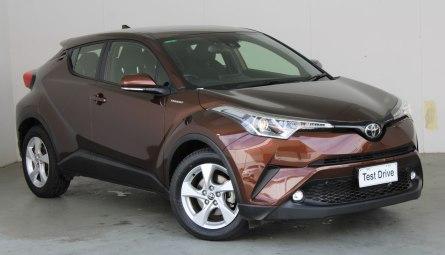 2019  Toyota C-HRWagon