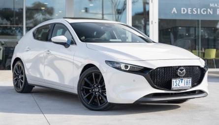 2020  Mazda 3 X20 Astina Hatchback