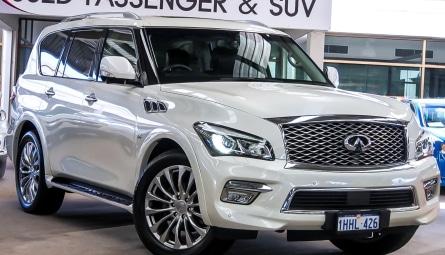 2016  INFINITI QX80 S Premium Wagon