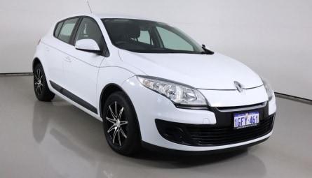 2013  Renault Megane Dynamique Hatchback