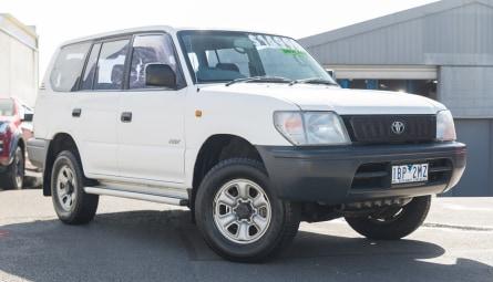 1998 Toyota Landcruiser Prado RV Wagon
