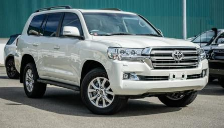 2020  Toyota Landcruiser Vx Wagon
