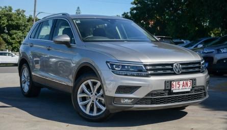 2020 Volkswagen Tiguan 110TSI Comfortline Wagon