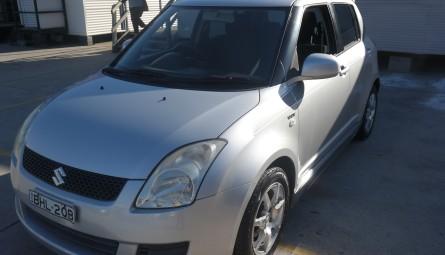 2008 Suzuki Swift Z Series Hatchback