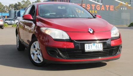 2013 Renault Megane Expression Hatchback