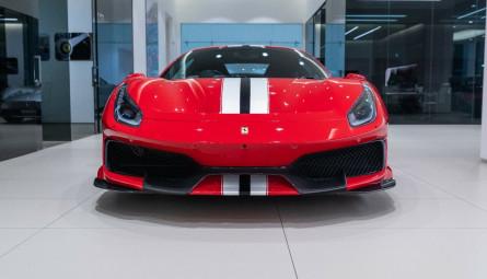 2019  Ferrari 488 PistaCoupe