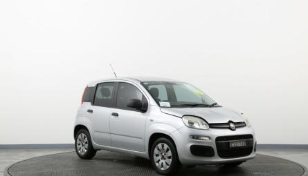 2013  Fiat Panda Pop Hatchback