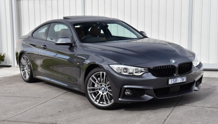 2016  BMW 4 Series 440i Coupe