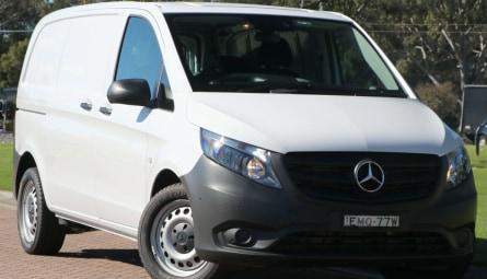 2020  Mercedes-Benz Vito 114cdi Van