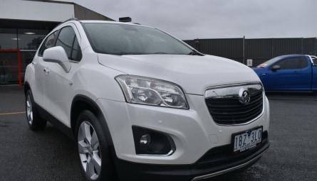 2014  Holden Trax Ltz Wagon
