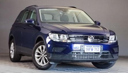 2019 Volkswagen Tiguan 110TSI Trendline Wagon