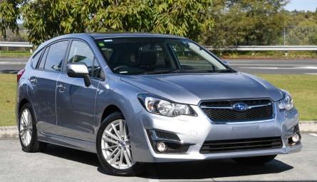 2016  Subaru Impreza 2.0i-s Hatchback
