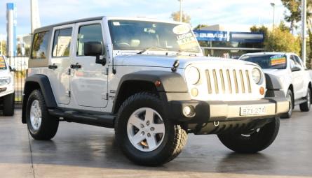 2011  Jeep Wrangler Unlimited 70th Anniversary Hardtop