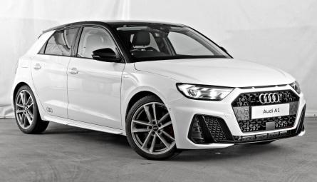 2021  Audi A1 40 Tfsi S Line Sportback