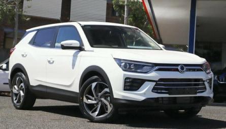 2019 SsangYong Korando Ultimate Wagon