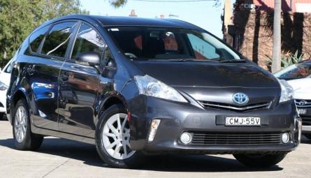 2013  Toyota Prius vWagon