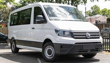 2019  Volkswagen Crafter Minibus Tdi410 Bus