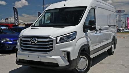 2021  LDV Deliver 9Van