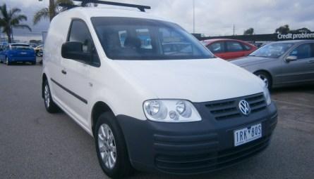 2006  Volkswagen CaddyVan