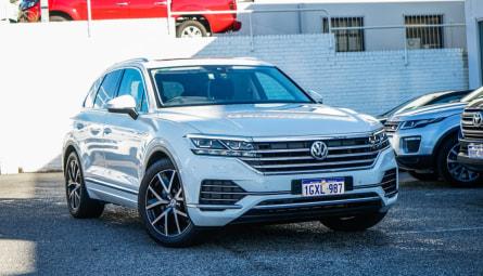 2019  Volkswagen Touareg 190tdi Launch Edition Wagon