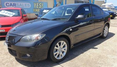 2006 MAZDA MAZDA3 Maxx Sport Sedan