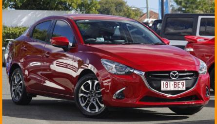 2017  Mazda 2 Gt Sedan